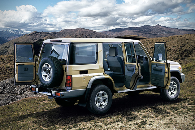 Land Cruiser 70 Series Re Release